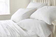 Отбеленная бязь используется для пошива постельного белья
