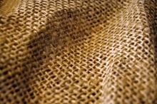 Ткань джут производится из натуральных волокон