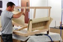 Ткань в мебельном производстве